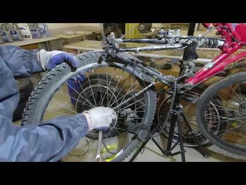 Техобслуживание велосипеда своими руками   здорова-narod.ru