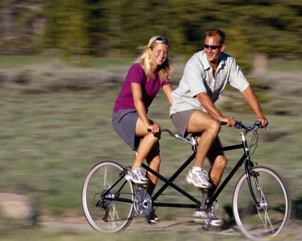 Характеристики велосипедов для двоих, правила комфортного катания