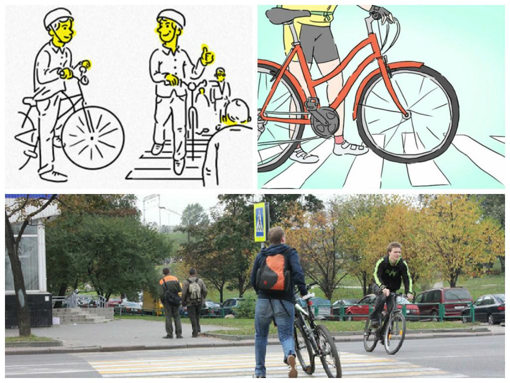 Как проще всего научиться кататься на велосипеде взрослому человеку