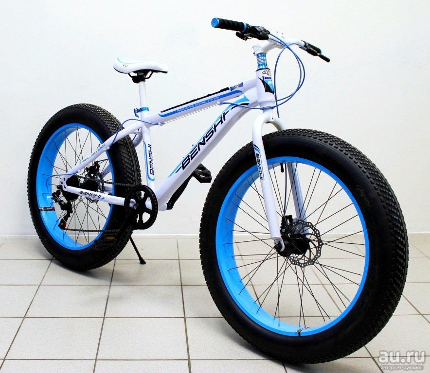 Фэтбайк – всесезонный велосипед
