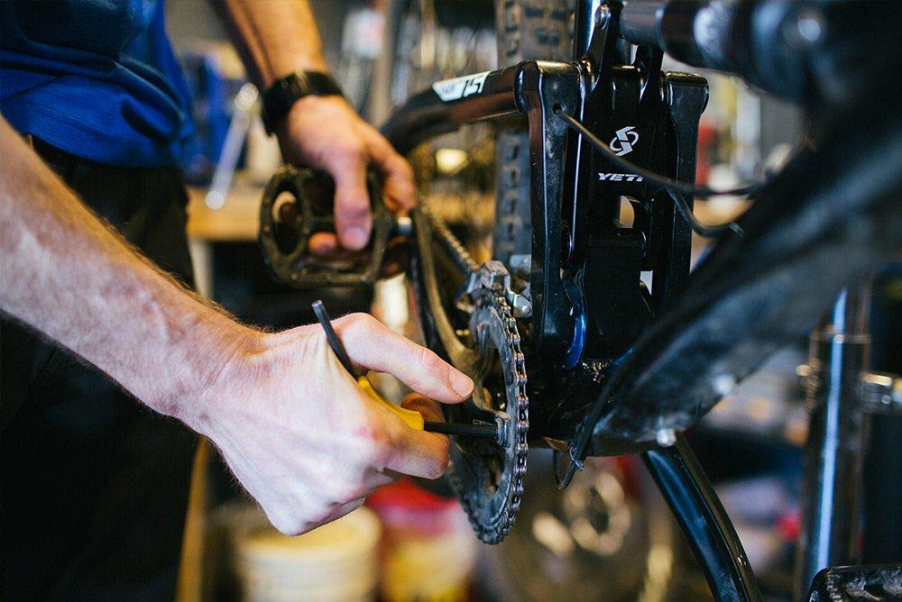 Подготовка велосипеда к сезону, как она выполняется