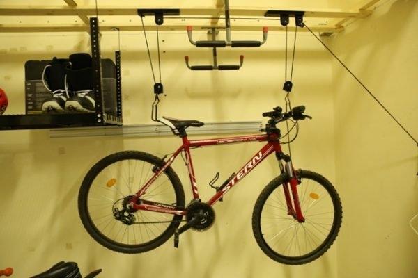Крепеж для велосипеда на стену - способы крепления, как выбрать, типы креплений, сделать самостоятельно