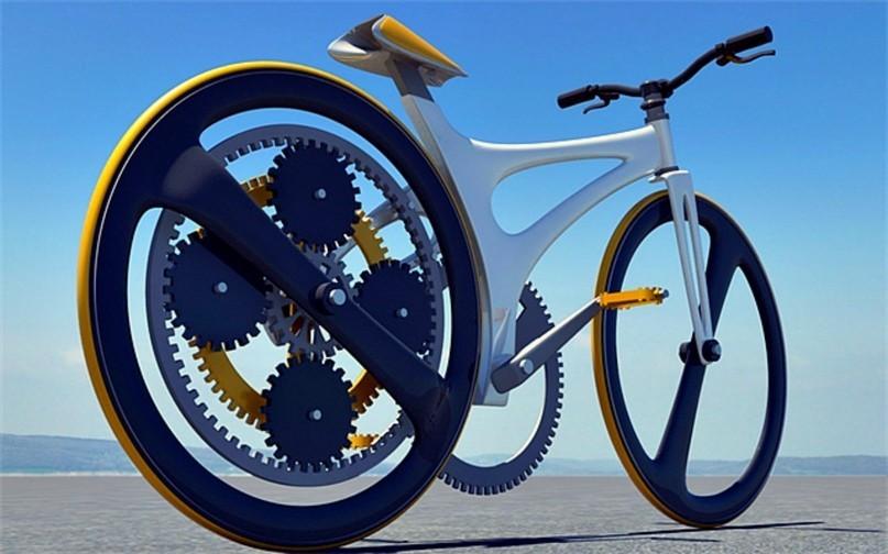 Велосипед - история велосипеда