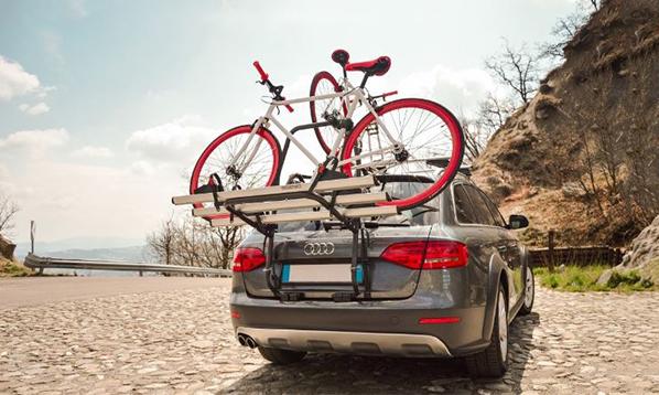 Выбираем багажник для велосипеда на фаркоп и заднюю дверь | auto-gl.ru