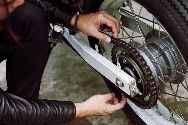 Если на велосипеде стала проскакивать цепь - причины, ремонт, профилактика