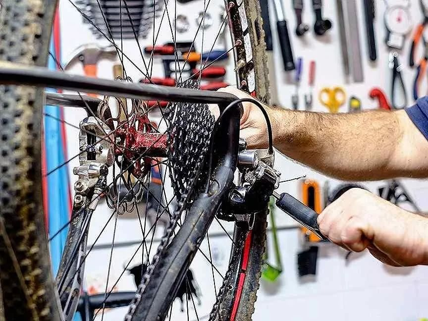 Как подготовить велосипед к зимнему хранению
