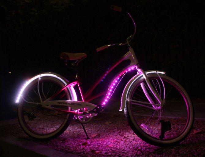 ✅ как сделать подсветку на велосипед - veloexpert33.ru