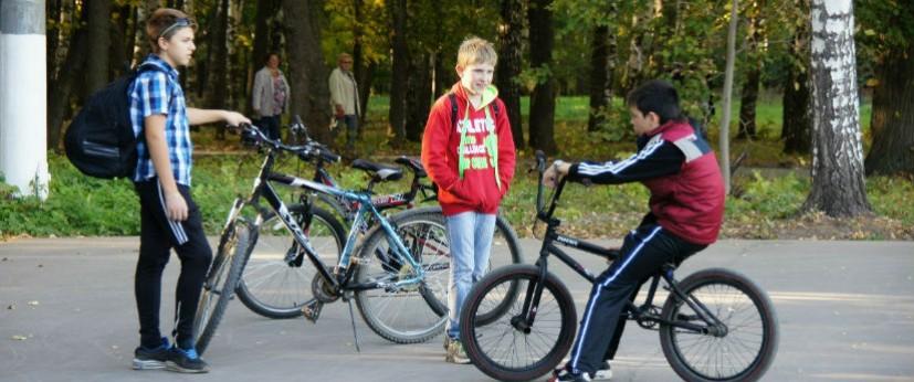 Как выбрать для ребенка велосипед