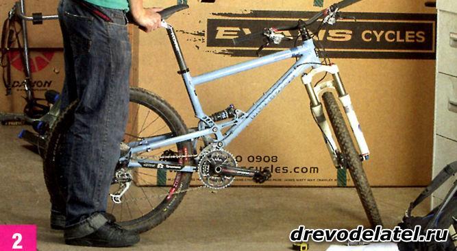 Правильная регулировка вилки велосипеда