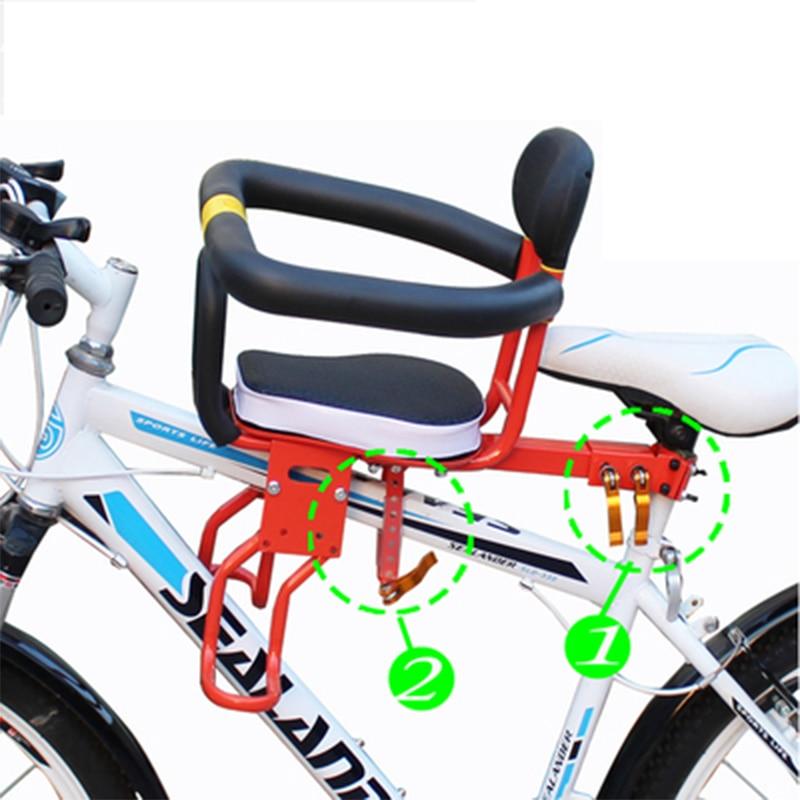 Детское велокресло: как выбрать удобный аксессуар
