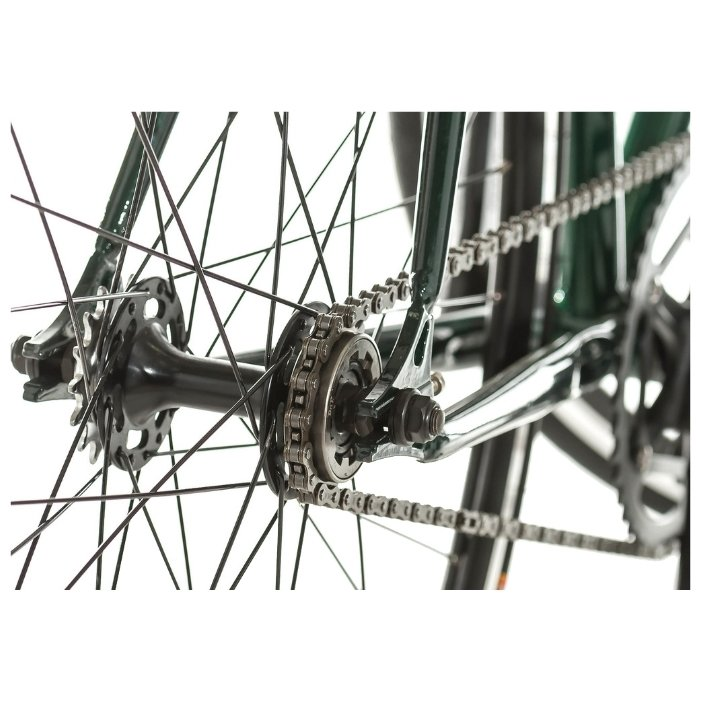 Велосипед с ременной передачей, его плюсы и минусы