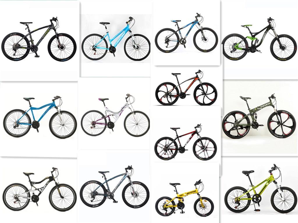 Как выбрать велосипед для города и леса