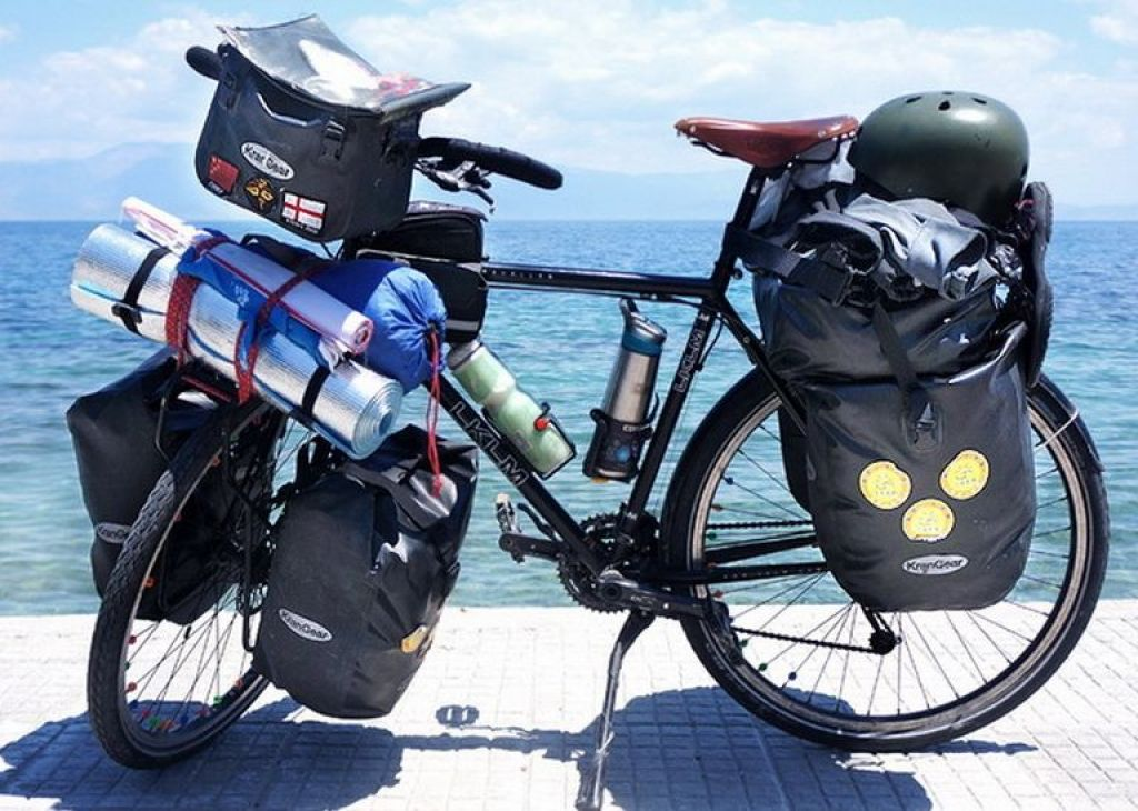 Mnogotrop - собираем велосипед для длительных путешествий и экспедиций.