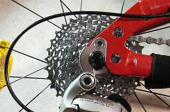 Как правильно укорачивать цепь на велосипеде с выжимкой и без нее