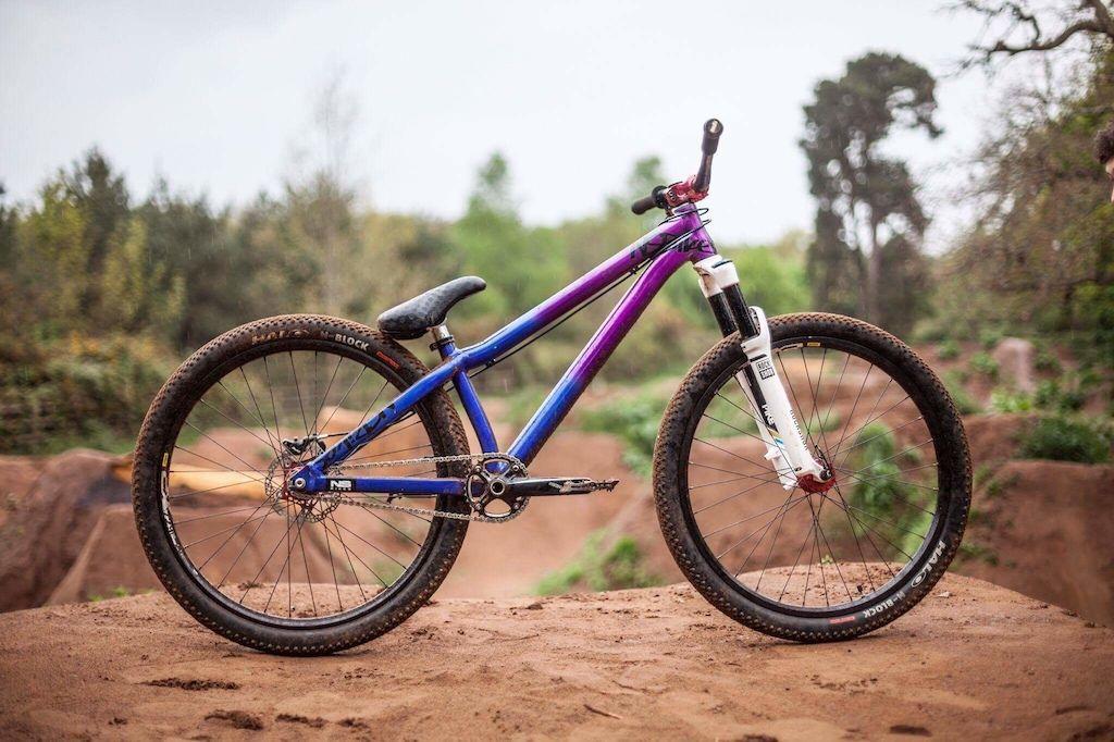 Велосипед для дёрта: основные характеристики, правила выбора