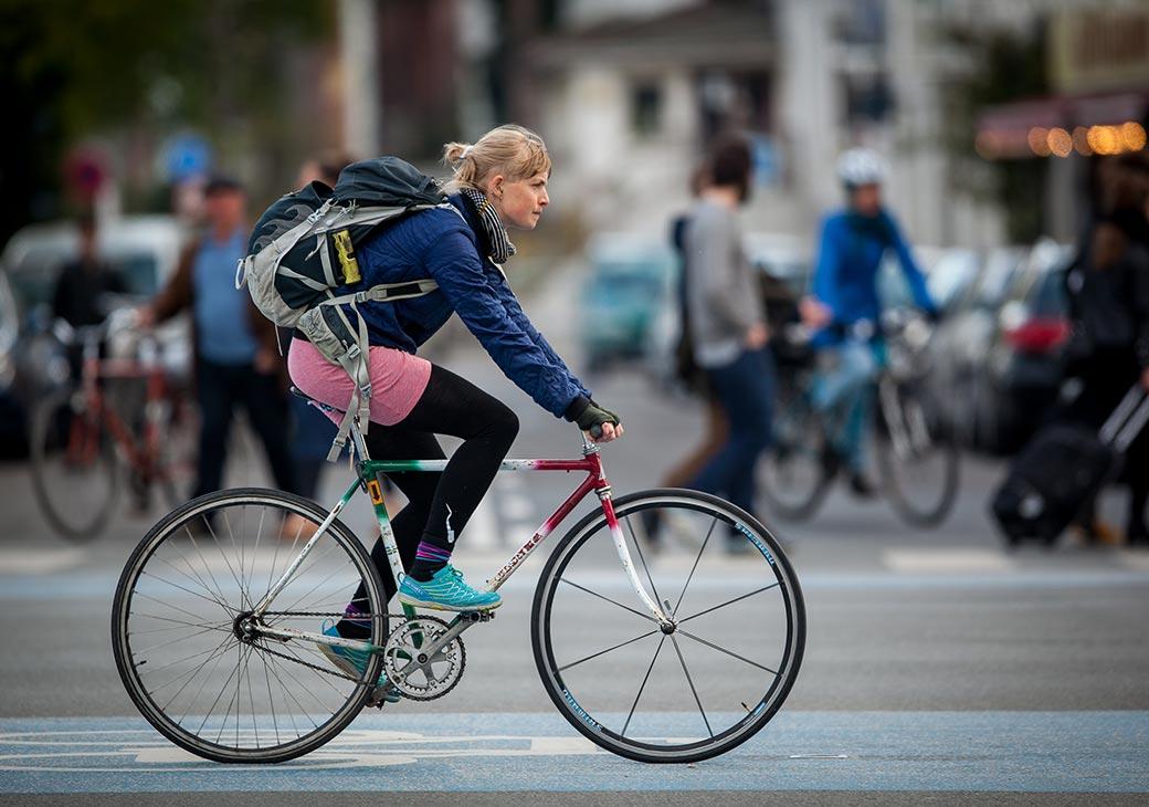 Как научить ребенка кататься на велосипеде легко