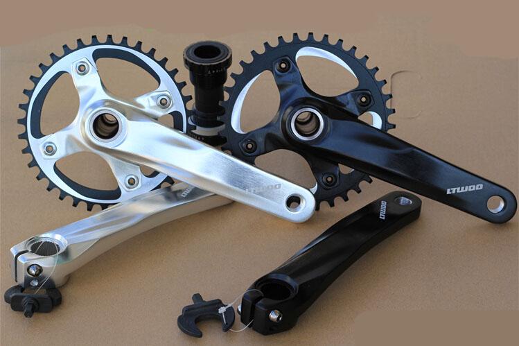 Какие бывают шатуны для велосипеда и как они крепятся - всё о велоспорте