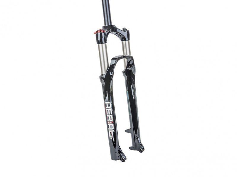 Установка передних амортизаторов на велосипед