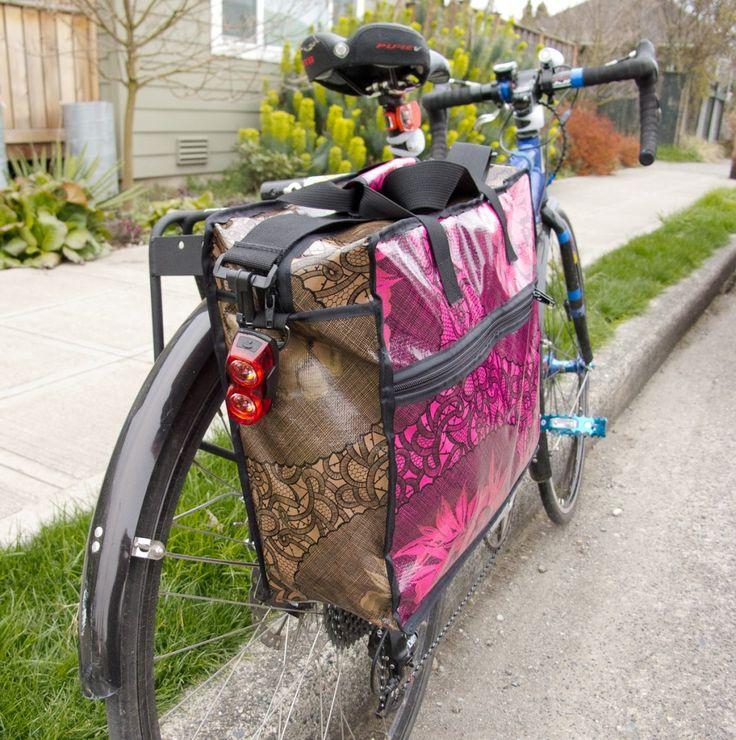 ✅ велосумка на багажник своими руками - veloexpert33.ru