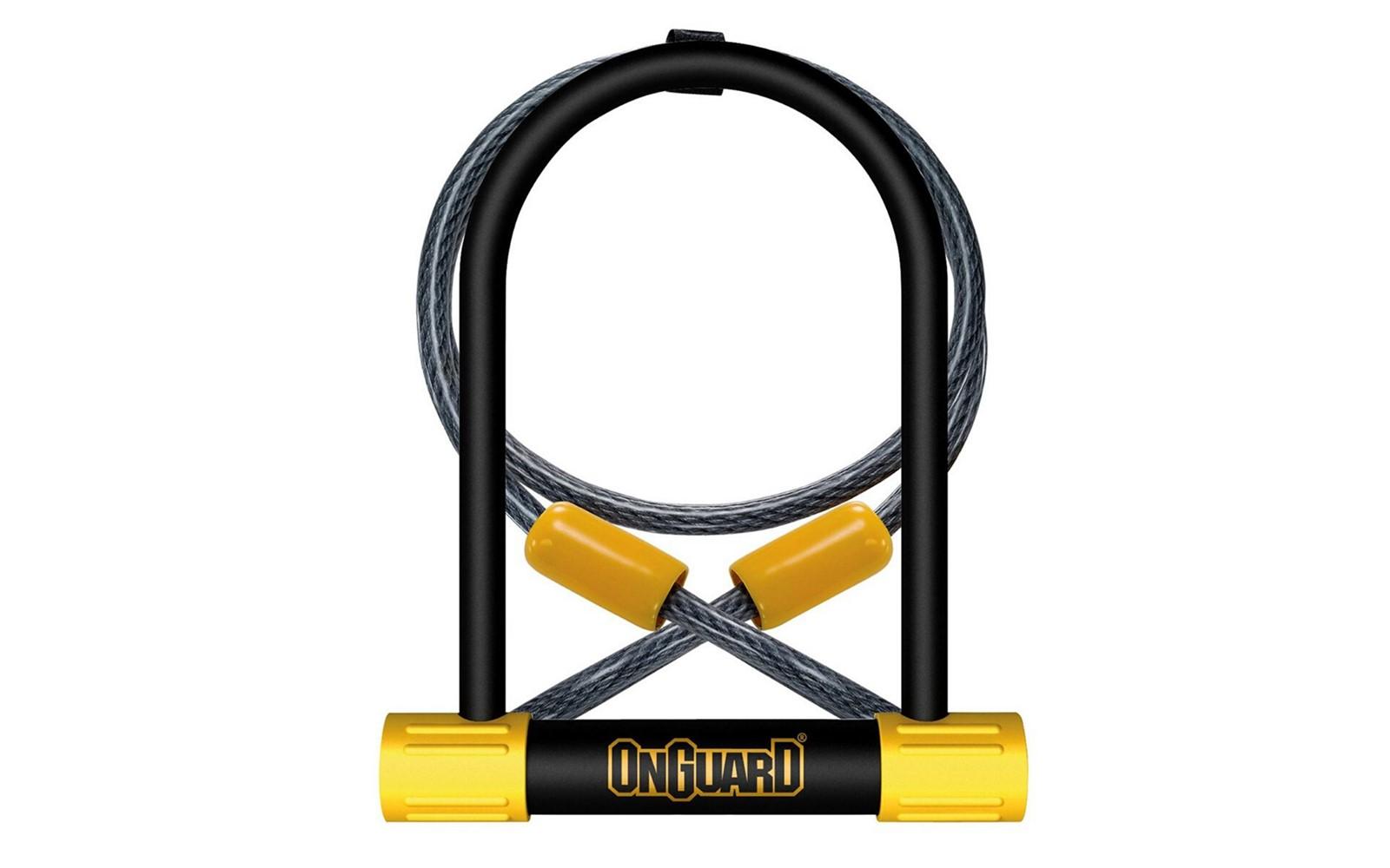 U-образные велозамки