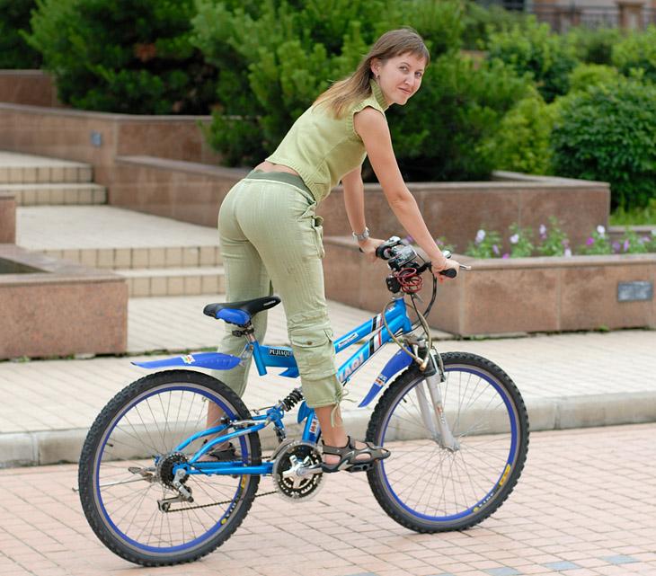 Как выбирать велосипед человеку с весом 100+ кг - bikeandme.com.ua