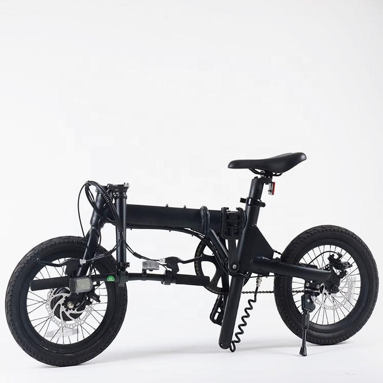 Складные мини-велосипеды