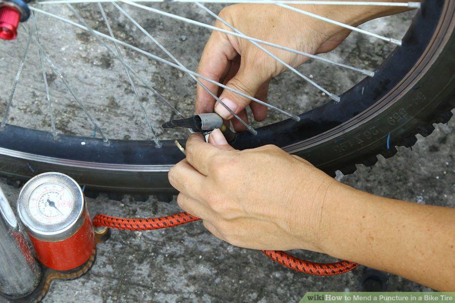 У велосипеда не крутится заднее колесо