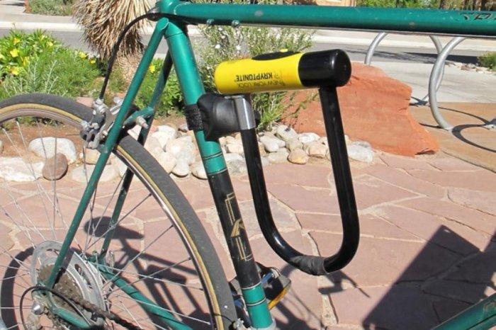 Самый лучший замок для велосипеда