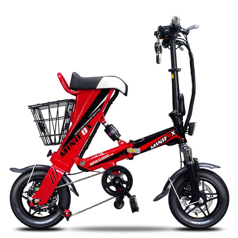 Складные велосипеды для города