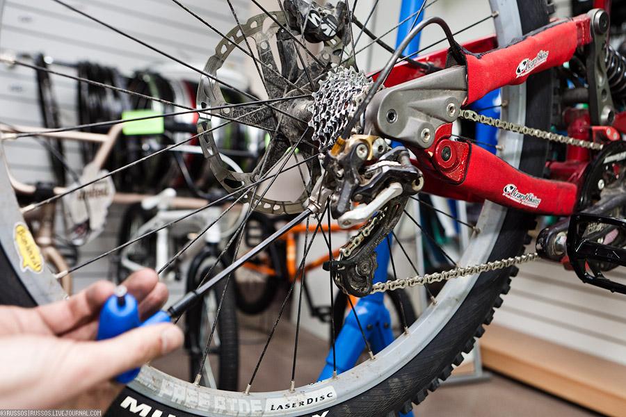 Как подготовить велосипед к зимнему хранению - bike-rampage