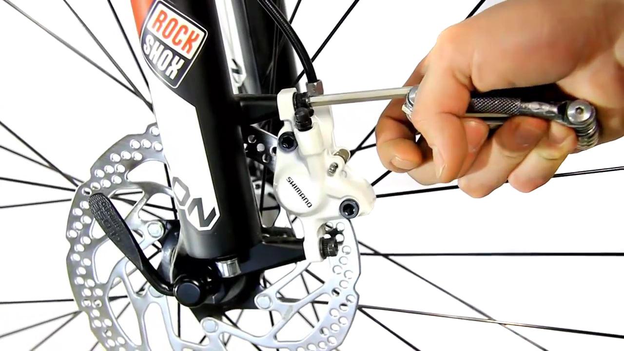 Самостоятельная регулировка тормозов на велосипеде