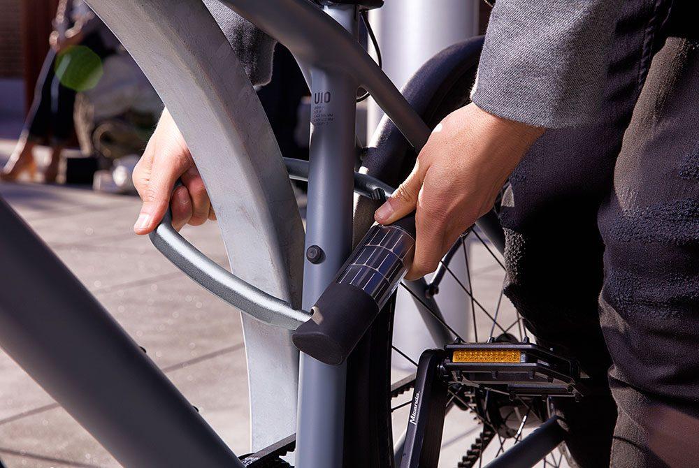 Как и где пристегивать велосипед | сайт котовского