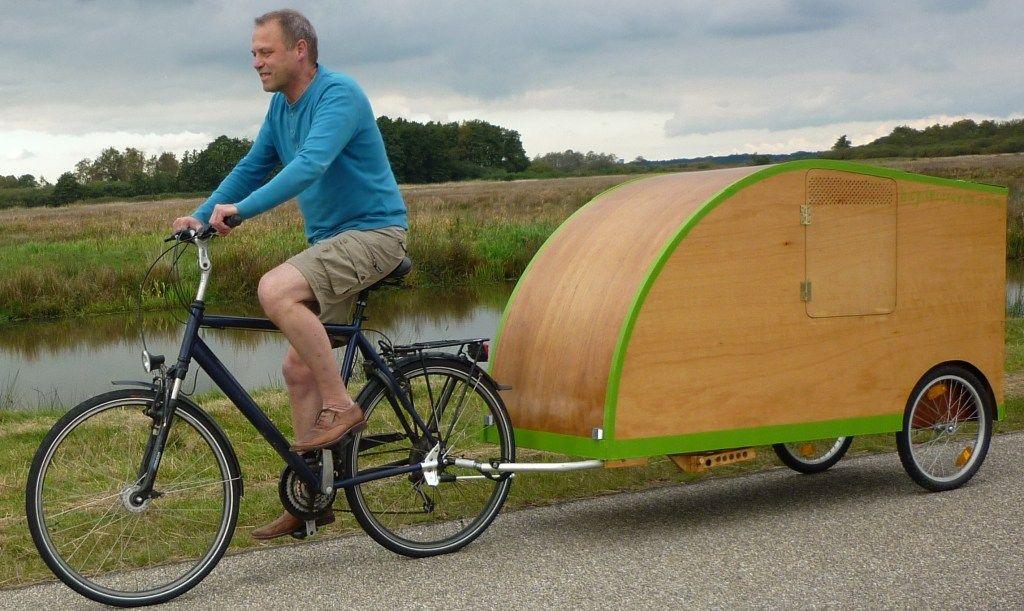 Прицеп для велосипеда - весело и удобно! как своими руками сделать прицеп-коляску для детей к велосипеду?
