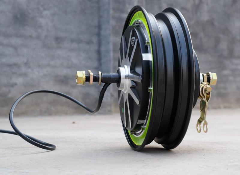 Полный обзор электрических мотор-колес | блог ярослава указова