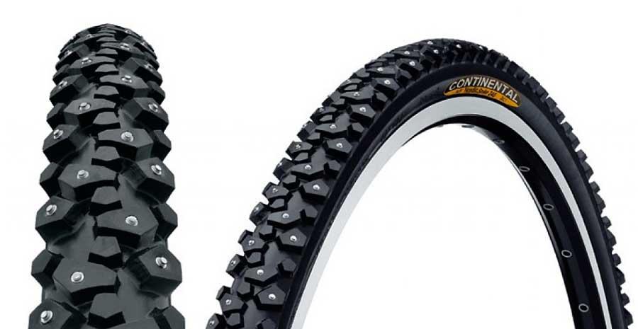 Зимние шины для велосипеда. Обзор