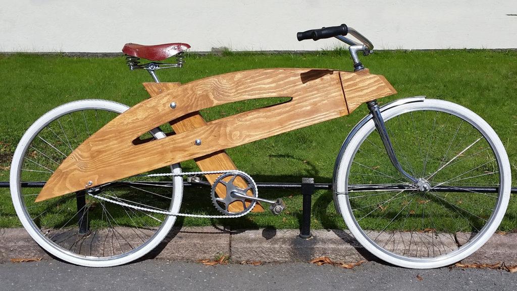 Первые велосипеды: история создания, усовершенствование, фото