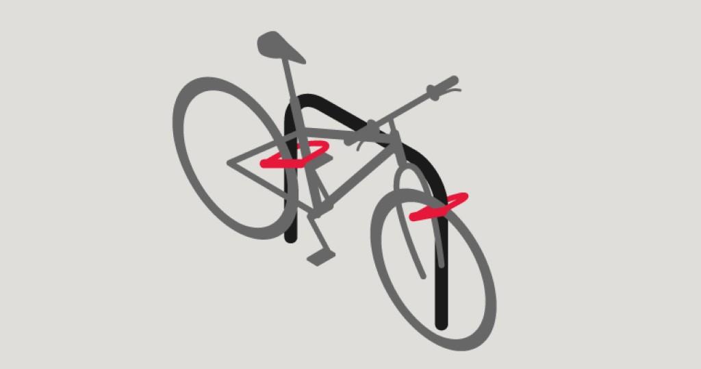 Как защитить и предотвратить кражу велосипеда | pro100security.ru