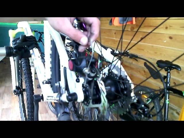 Как отрегулировать дисковые тормоза на велосипеде: как правильно настроить задние и передние