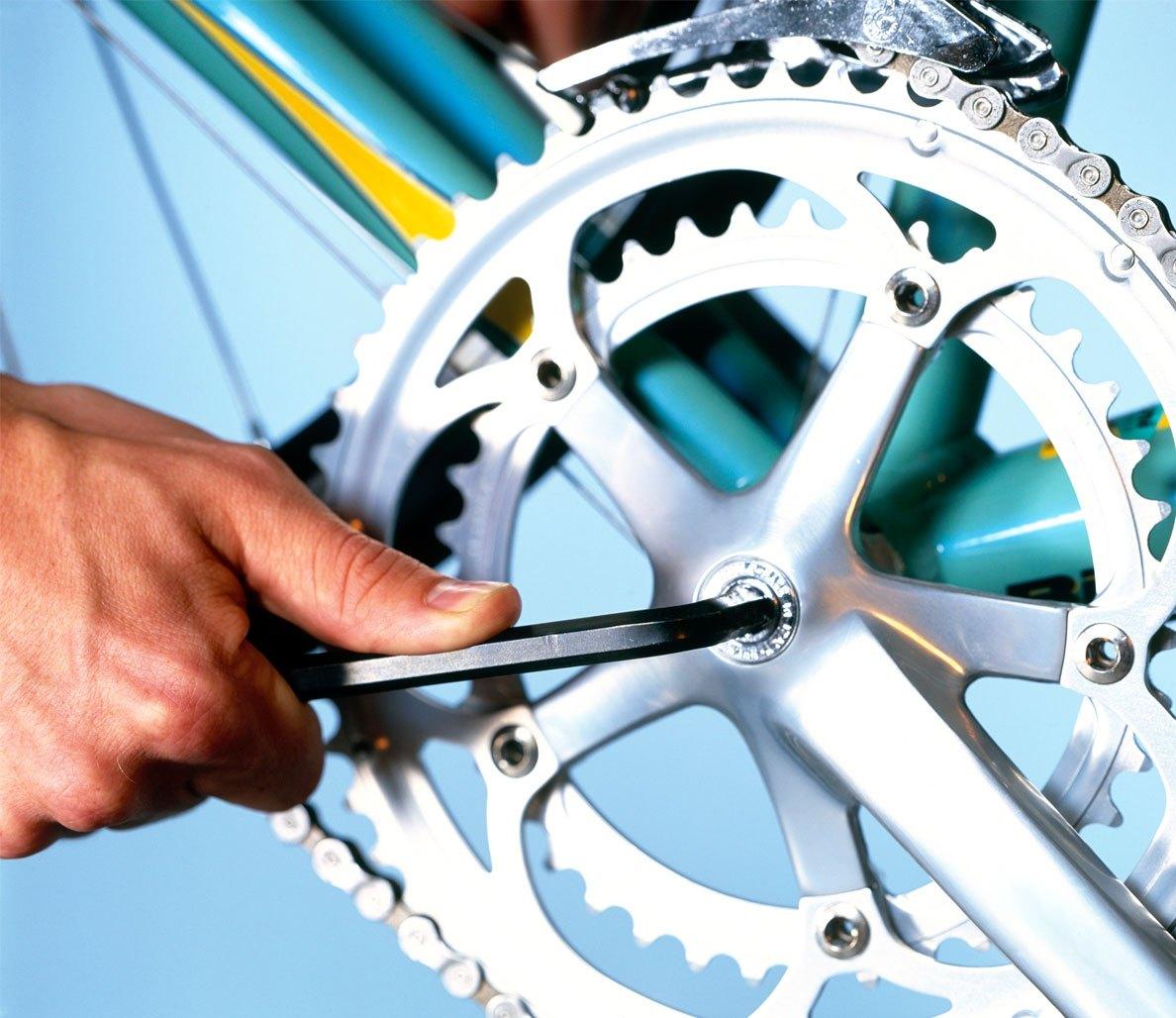 Ремонт велосипеда своими руками