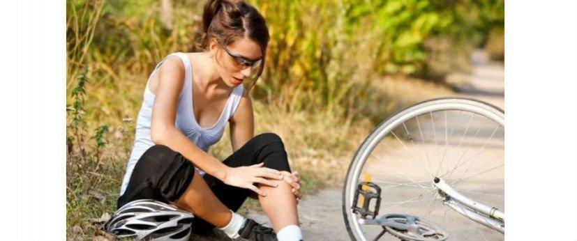 Почему возникает боль внутри колена при езде на велосипеде