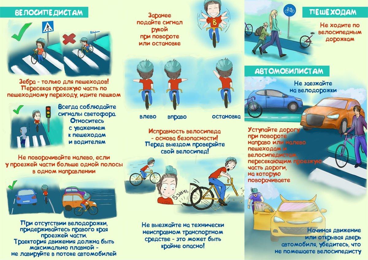 Правила дорожного движения для велосипедистов » страница 2 » новости велоспорта на velolive