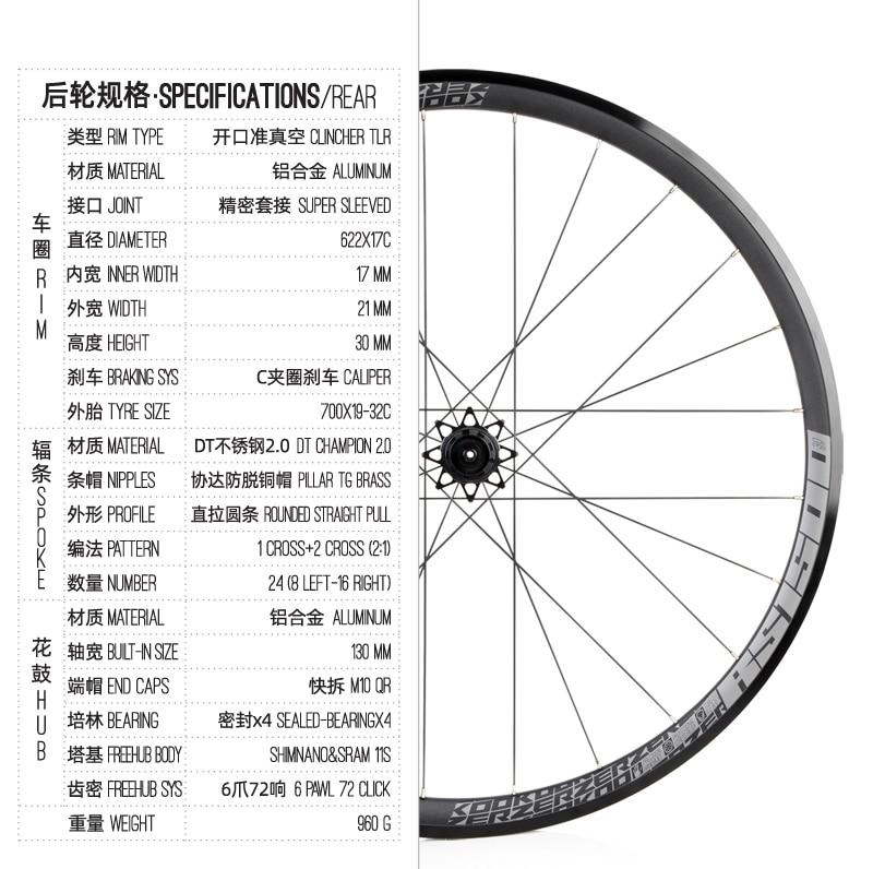 Размеры велосипедных покрышек - зачем нужны