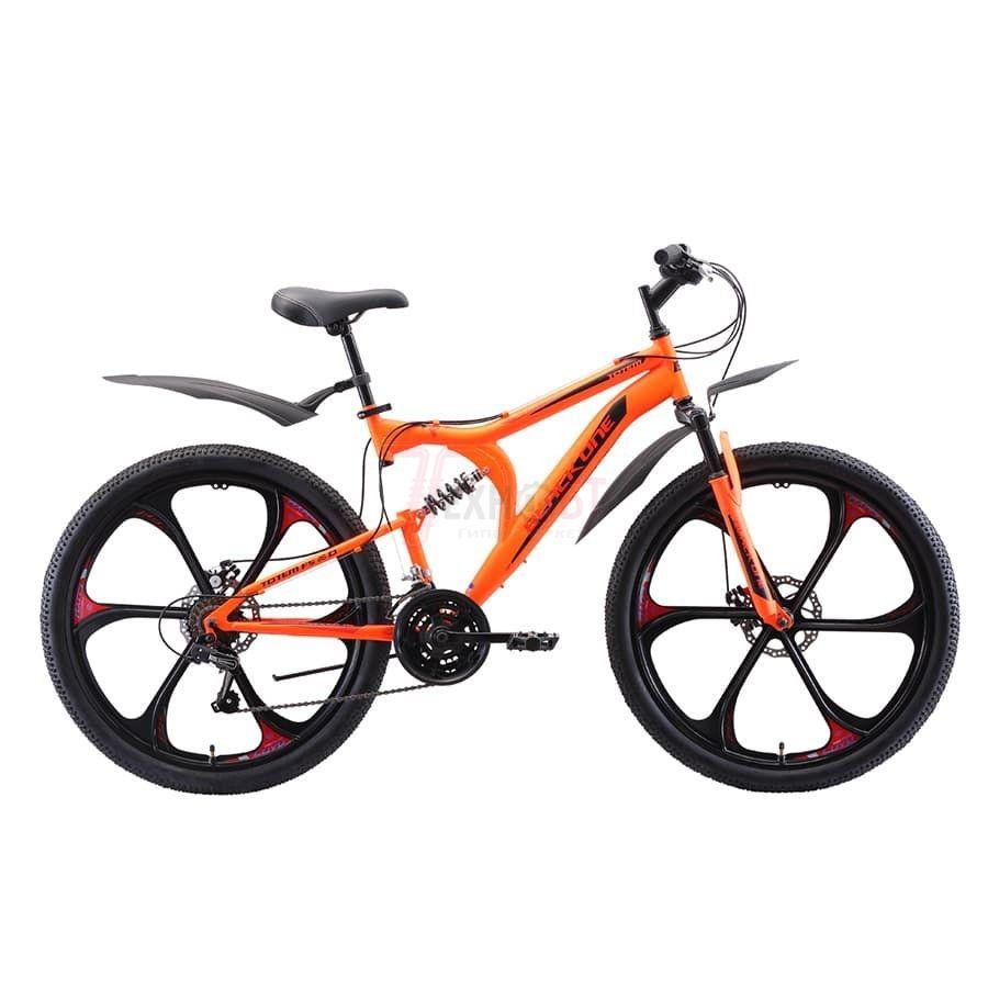 Велосипед black one flash disc