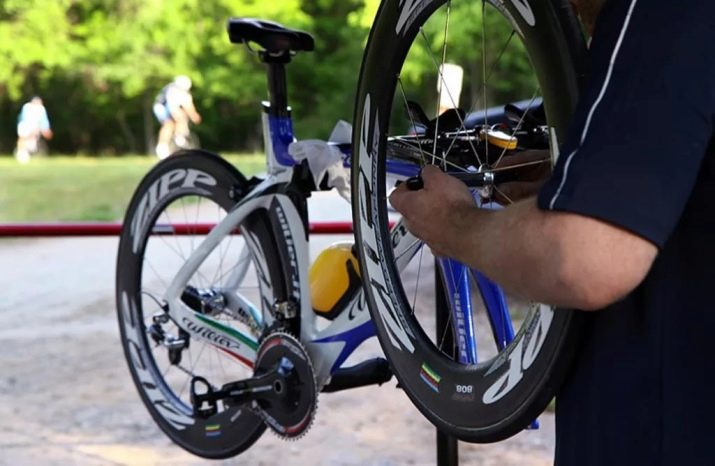 Как правильно ухаживать за велосипедом?