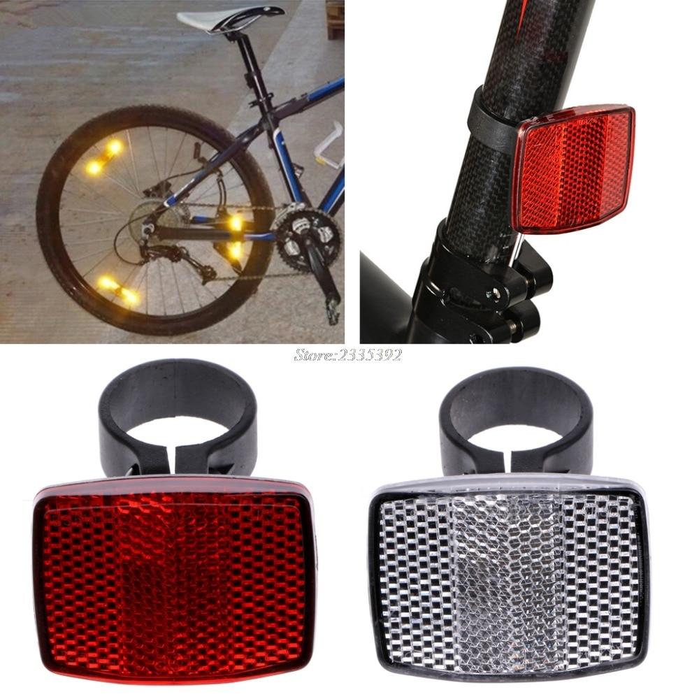Катафоты на велосипед как крепить