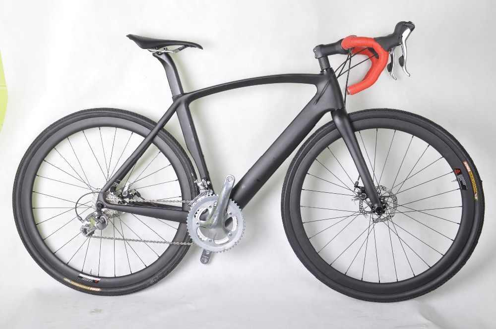 Действительно ли нужен карбон на велосипеде