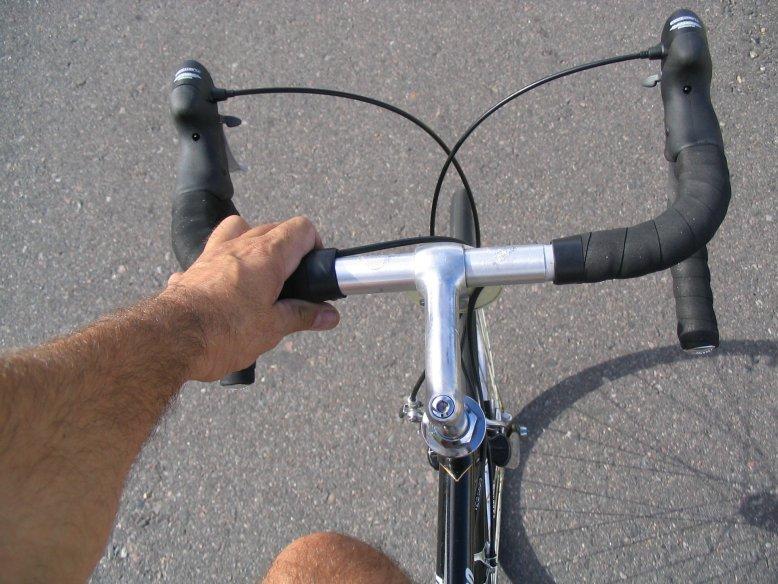Как поднять или опустить руль велосипеда   сайт котовского