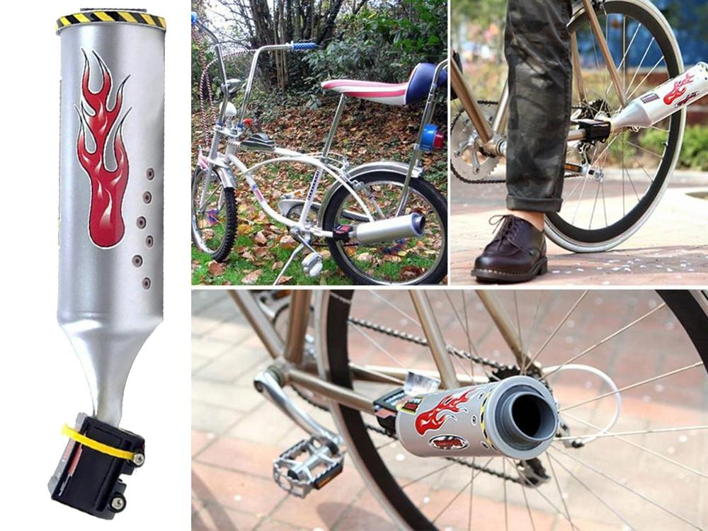 Велосипедные сигналы, поворотники и стопы
