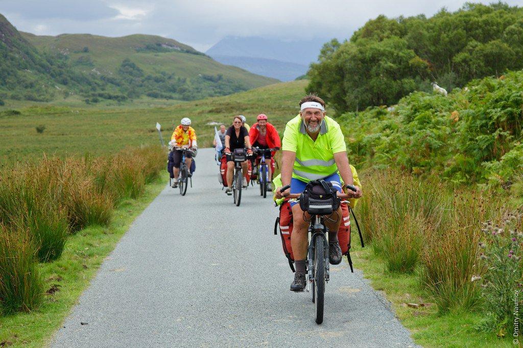 Упражнения для подготовки к туристической поездке на велосипеде