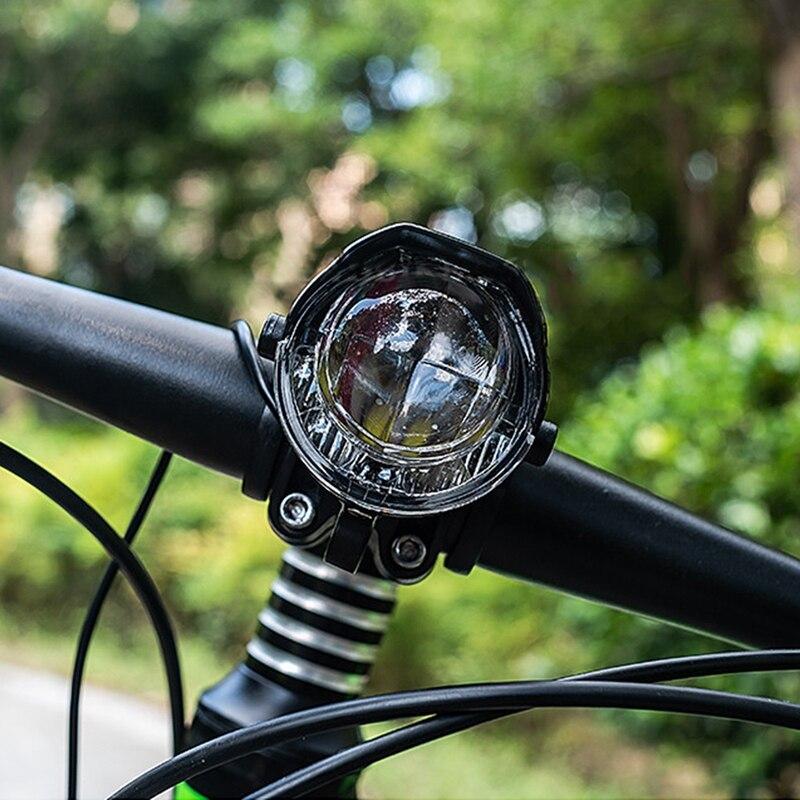 Фара динамо для велосипеда